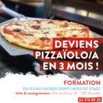 affiche pizzaiolo 2020