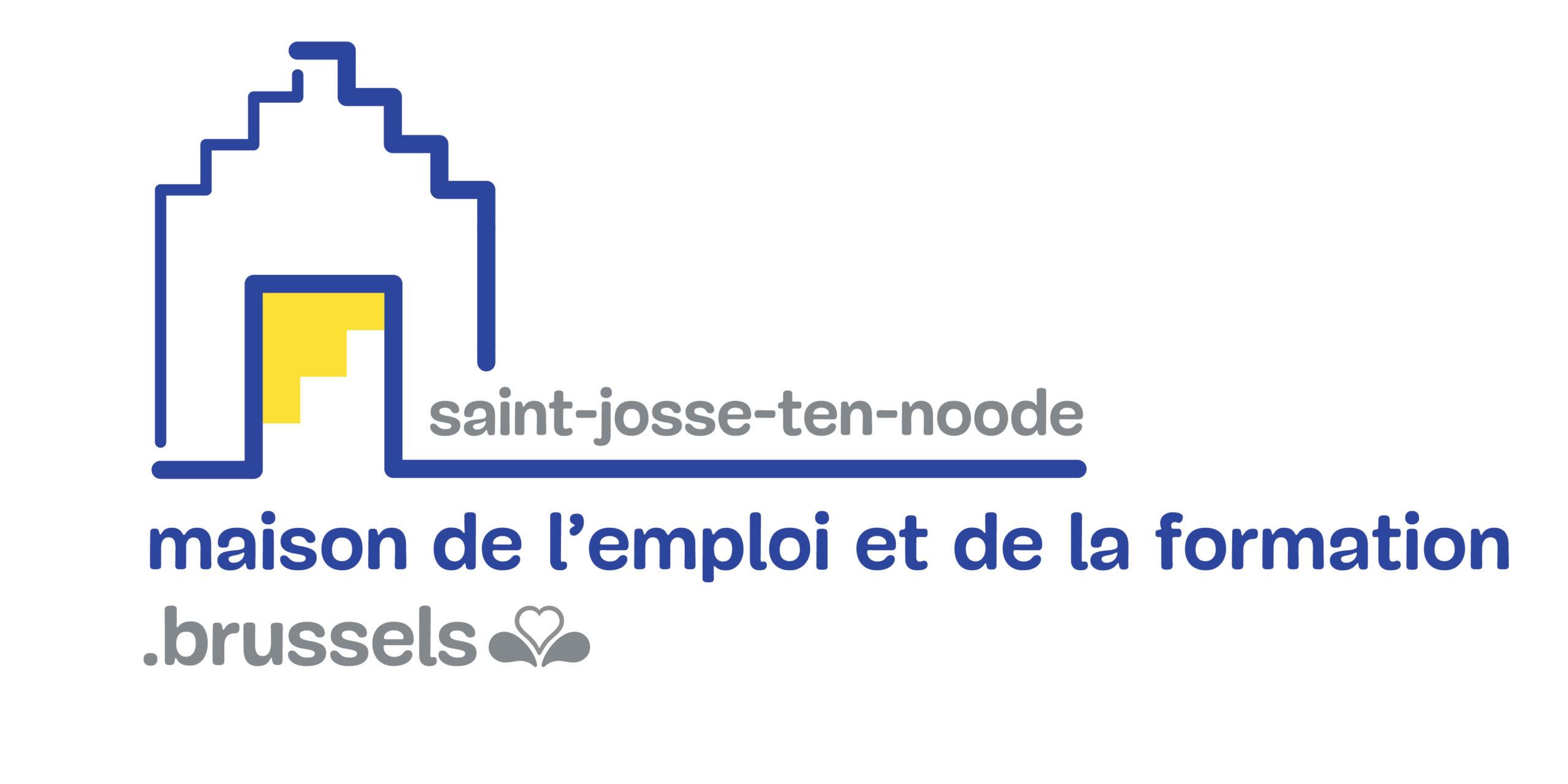 logo maison de l'emploi et de la formation Saint-Josse
