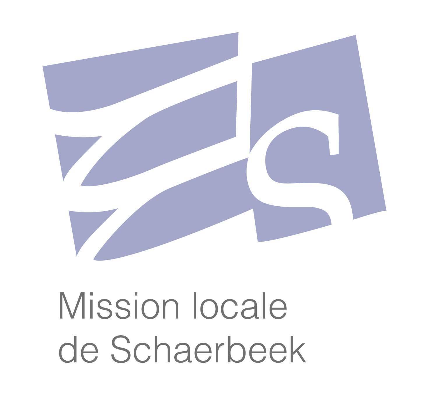 logo mission locale schaerbeek
